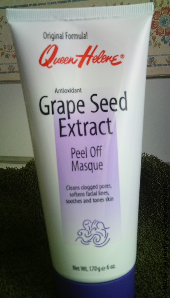 Queen Helene Grape  Seed Masque