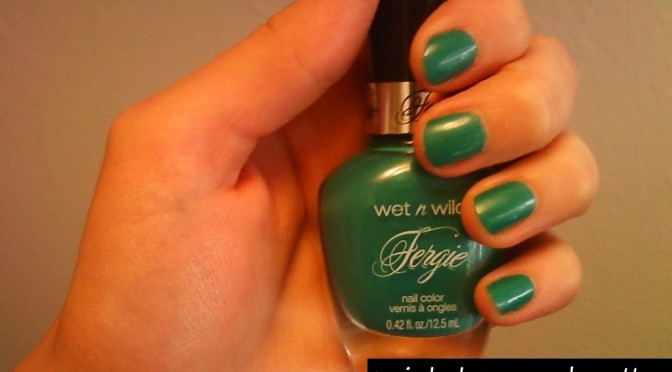Nail Polish of the Month: September 2012