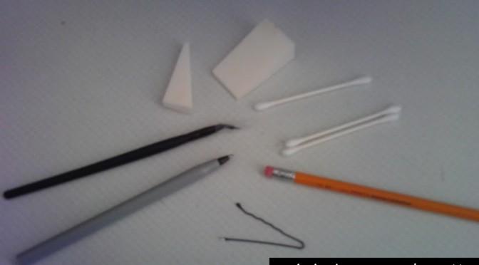 The cheapie nail art tools you already own