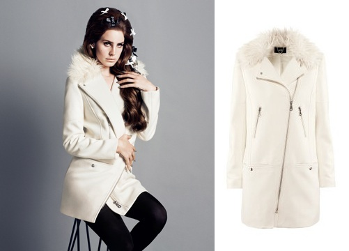 My eight favorite pieces from the new Lana Del Rey H&M collection