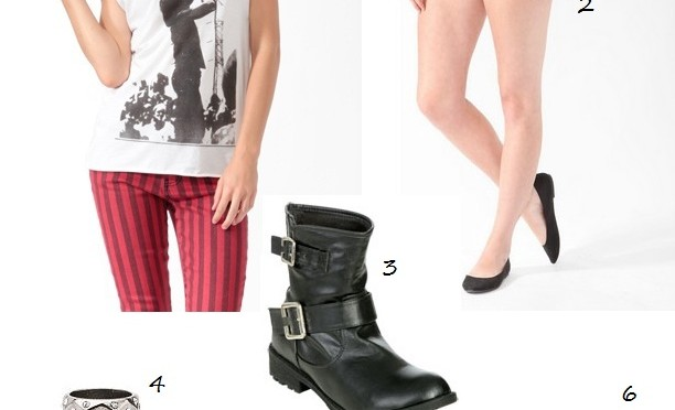 How to nail the shorts and boots trend