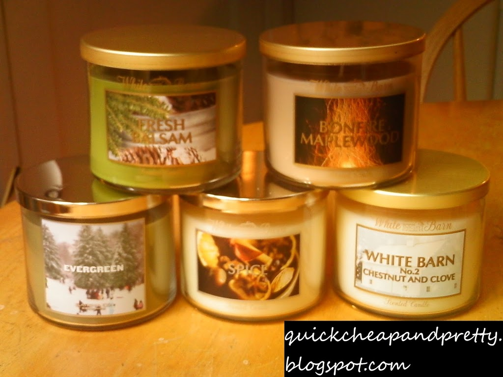 Bath And Body Works 3 Wick Candle Haul And Review An Unwritten Life
