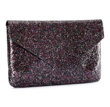 Accessory Friday: sparkly clutch