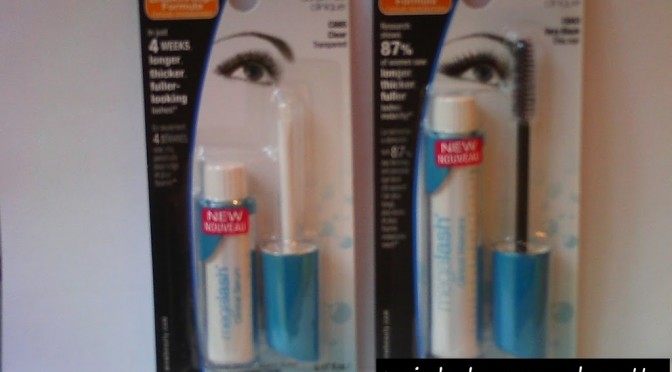Product review: Wet n Wild MegaLash Clinical Serum and Mascara