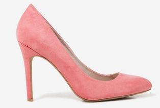 Cute Shoe Monday: coral pumps
