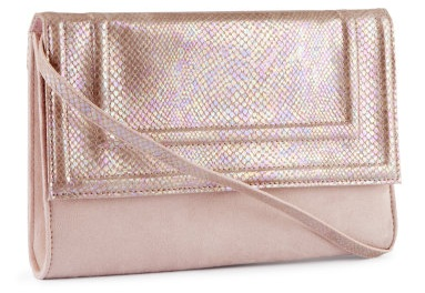 Accessory Friday: gorgeous clutch (my early Valentine's Day present!)