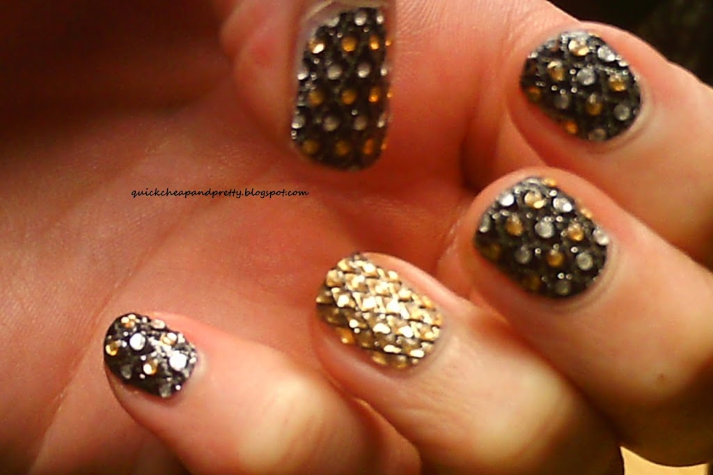 Product review: Kiss Nail Dress - An Unwritten Life