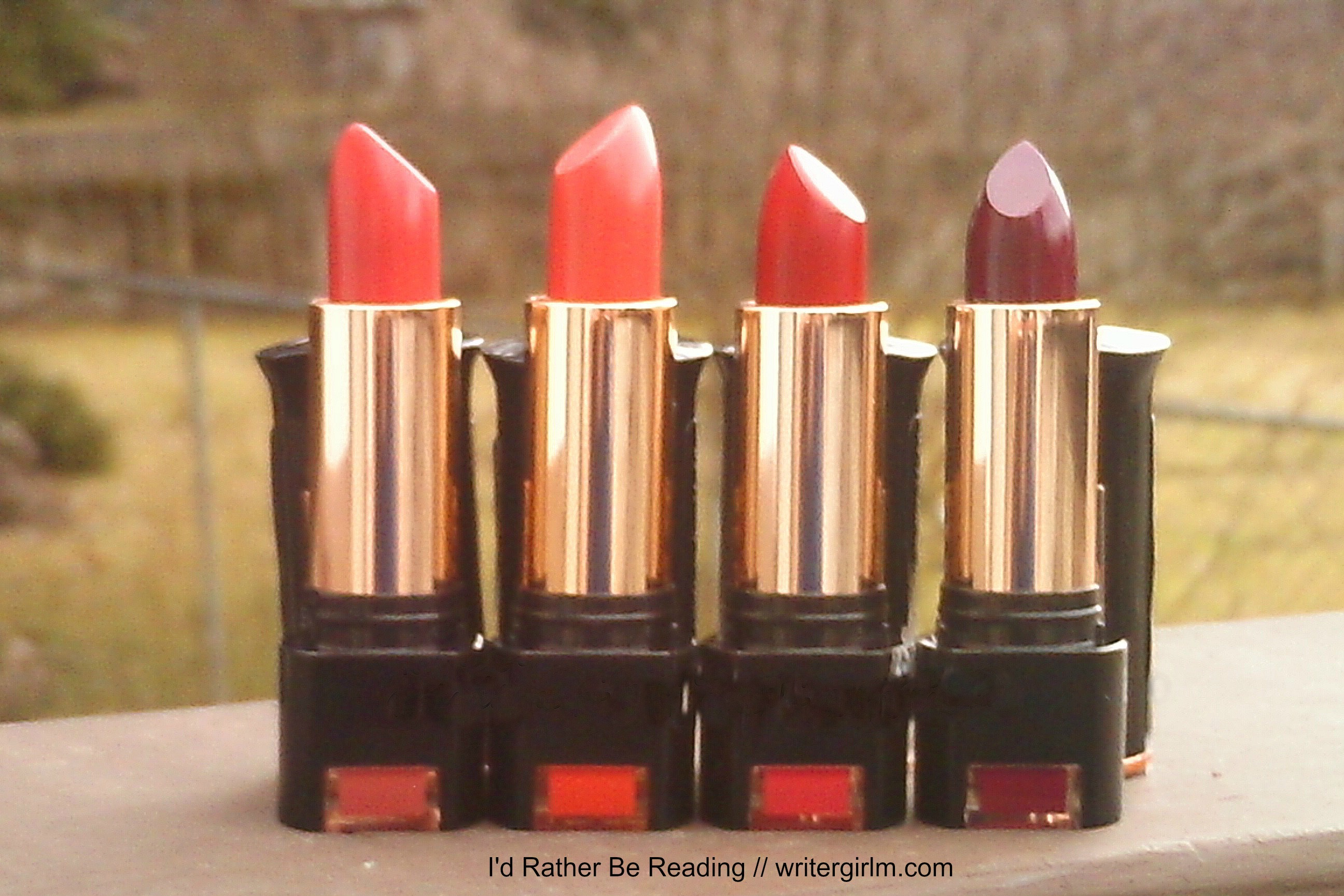 Flower Kiss Stick lipsticks