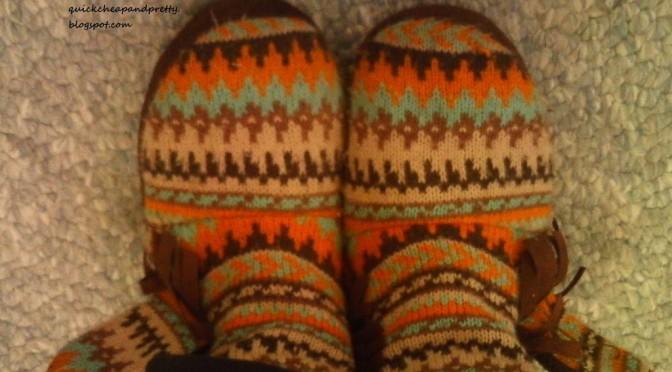 Inspiration Saturdays: tribal nails