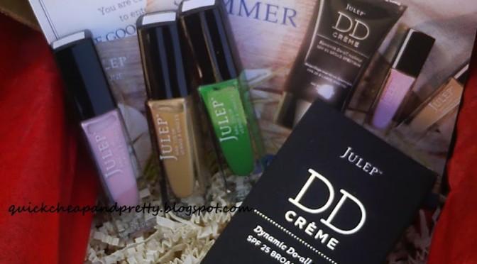 Julep Maven June '13 box
