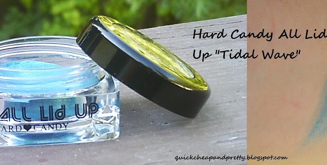 Product review: Hard Candy All Lid Up Creme Eye Shadow