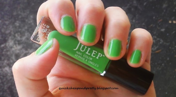 Nail Polish of the Month: August 2013