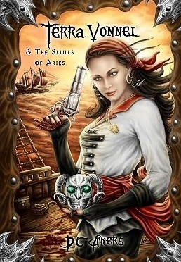 Book review: 'Terra Vonnel and the Skulls of Aries'