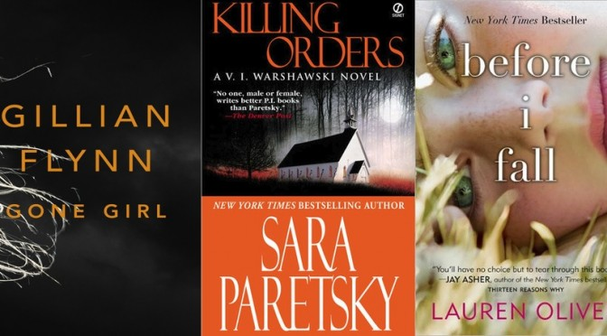 What I read: October 2013