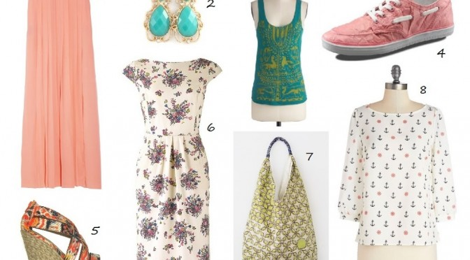 Ethical/vegan/USA fashion picks: March 2014