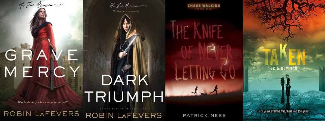 Books I read in June 2014