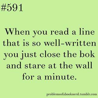 Well-written lines