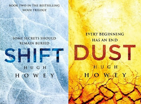 Shift/Dust, by Hugh Howey