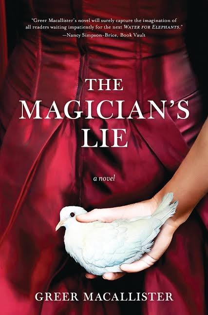 The Magician's Lie, by Greer Macallister