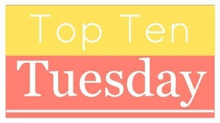 Top Ten Tuesday: books I've recently added to my TBR