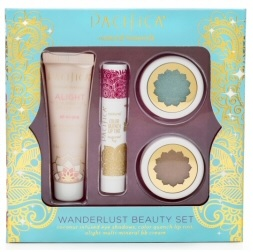 Pacifica Wanderlust Beauty Set