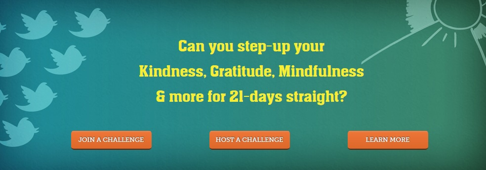 21-day kindness challenge