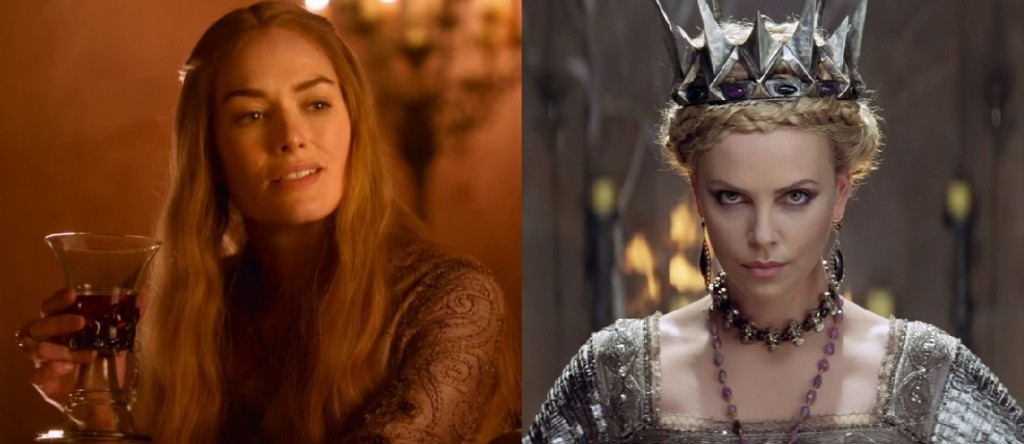 Top Ten characters who looked nothing like I pictured in their TV/movie adaptations: Lena Headey as Cersei from 'Game of Thrones'