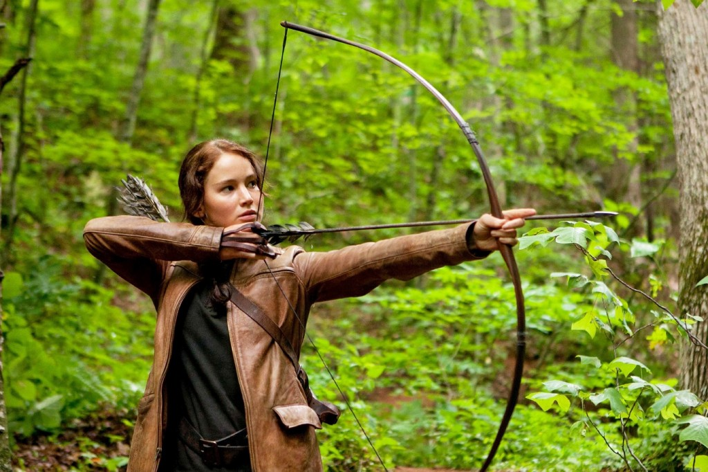 Top Ten characters who looked nothing like I pictured in their TV/movie adaptations: Jennifer Lawrence actually feels perfect as Katniss Everdeen in 'The Hunger Games'!