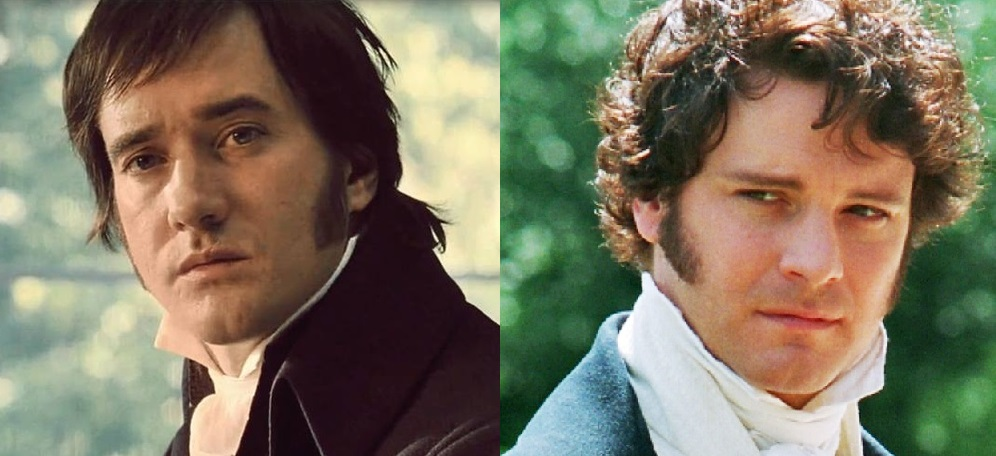 Top Ten characters who looked nothing like I pictured in their TV/movie adaptations: Matthew Macfadyen as Mr. Darcy in 'Pride & Prejudice'