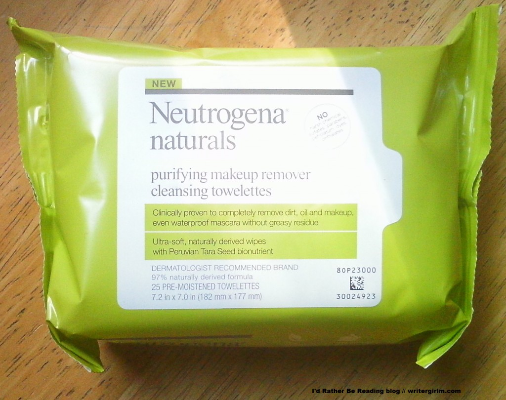 How did my face feel after the Neutrogena #WipeForWater experiment?