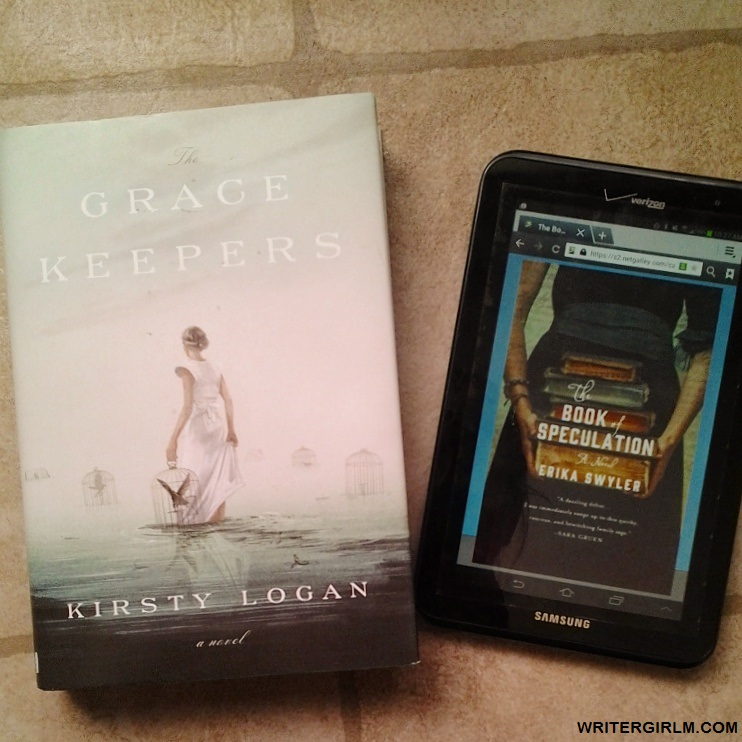 The Gracekeepers and The Book of Speculation
