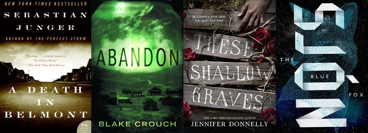 What I read: October 2015: four stars or more
