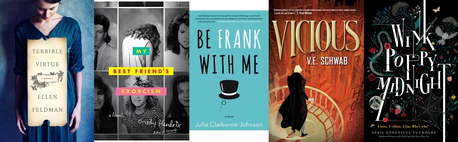 What I read: June 2016
