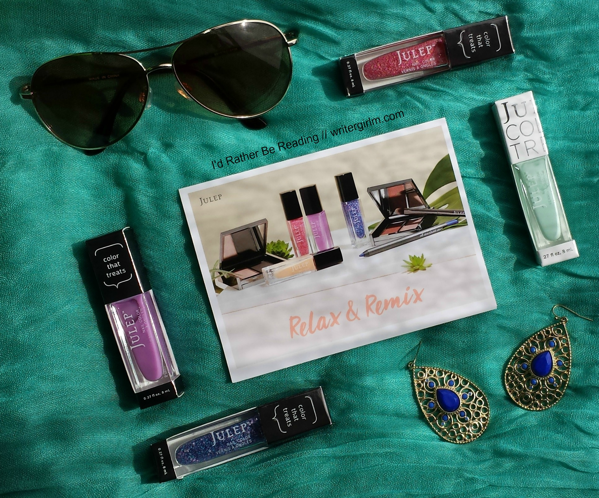 Check out my April 2017 Julep box and don't forget to enter my giveaway so you can snag some Julep polish of your own!