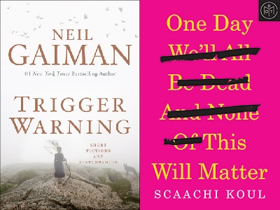 What I read in November 2017