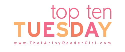 Top Ten Tuesday: non-bookish hobbies