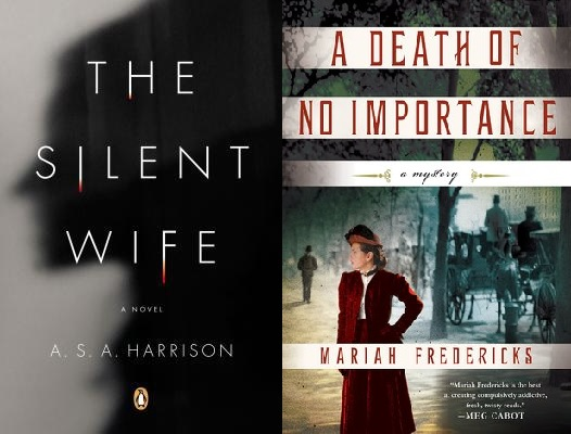 What I read, July 2018: two great mystery novels