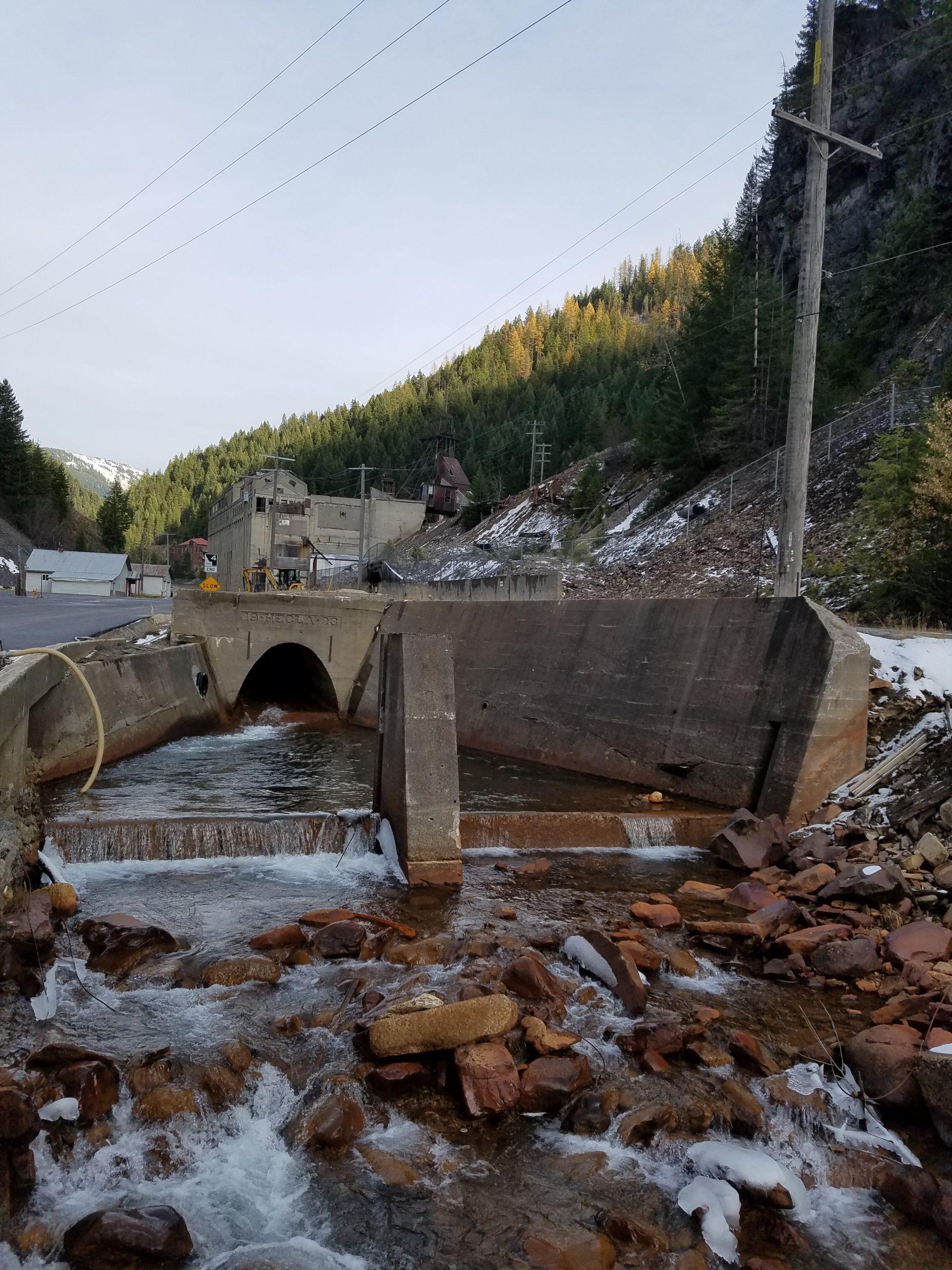 Canyon Creek, Burke, Idaho