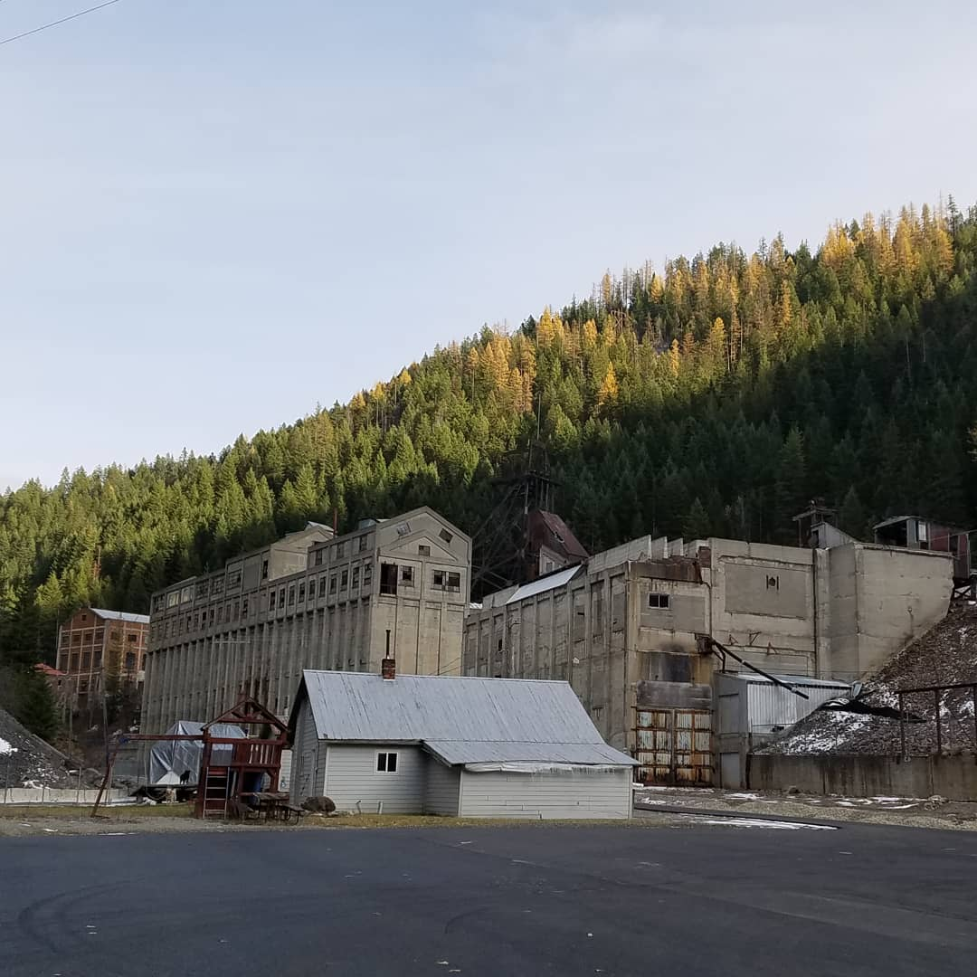 Star Mine, Burke, Idaho
